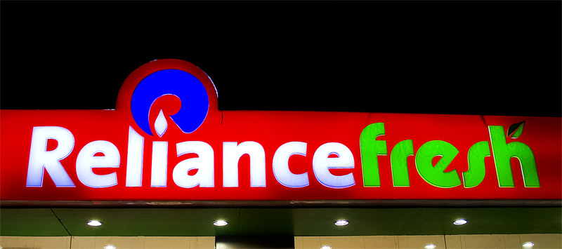 Reliance Fresh Address Delhi
