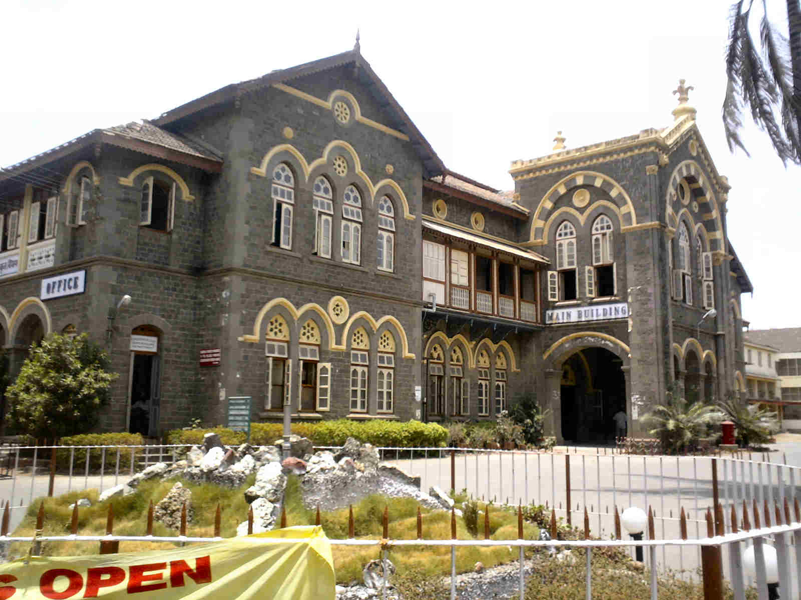 Image result for fergusson college pune