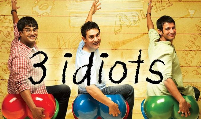 Image result for three idiots
