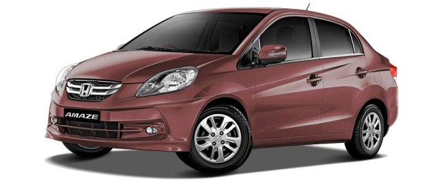 CSD Price of Honda Amaze 1.5 SMT Diesel Car in Chennai