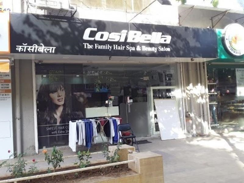 COSI BELLA THE FAMILY HAIR SPA  BEAUTY SALON  KALYAN  THANE Photos Images and Wallpapers