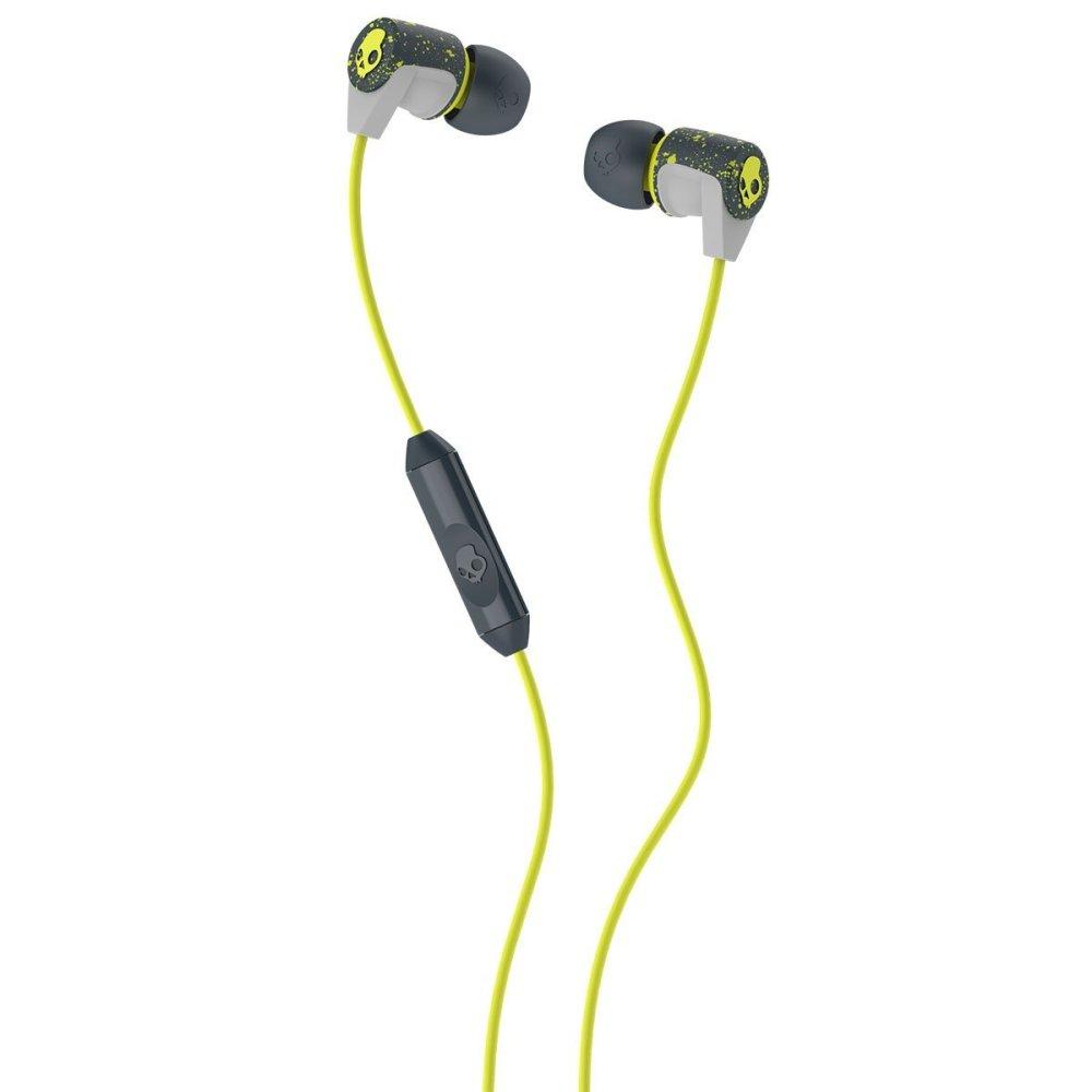 medium resolution of skullcandy riff s2rfgy 386 in ear headphones image