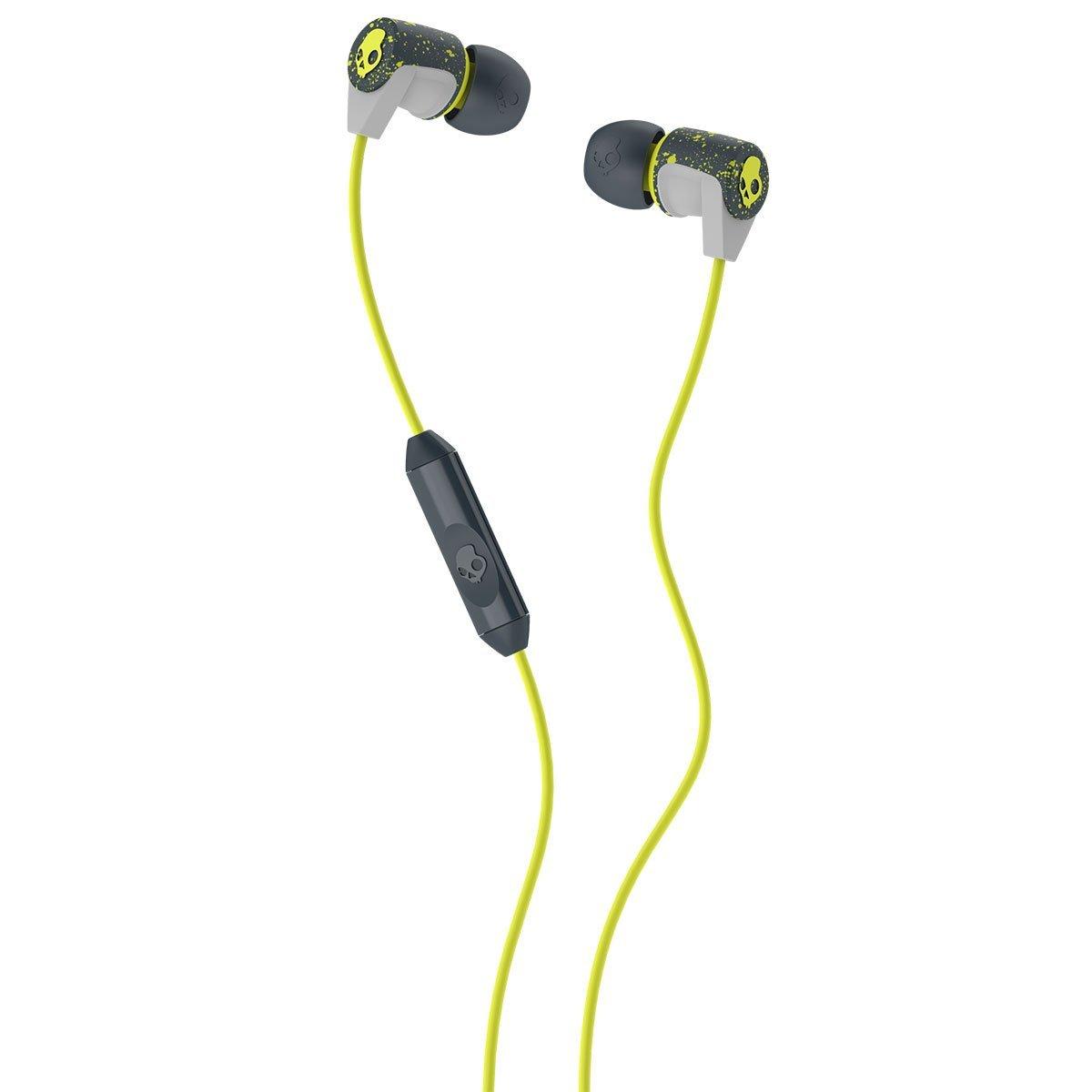 hight resolution of skullcandy riff s2rfgy 386 in ear headphones image