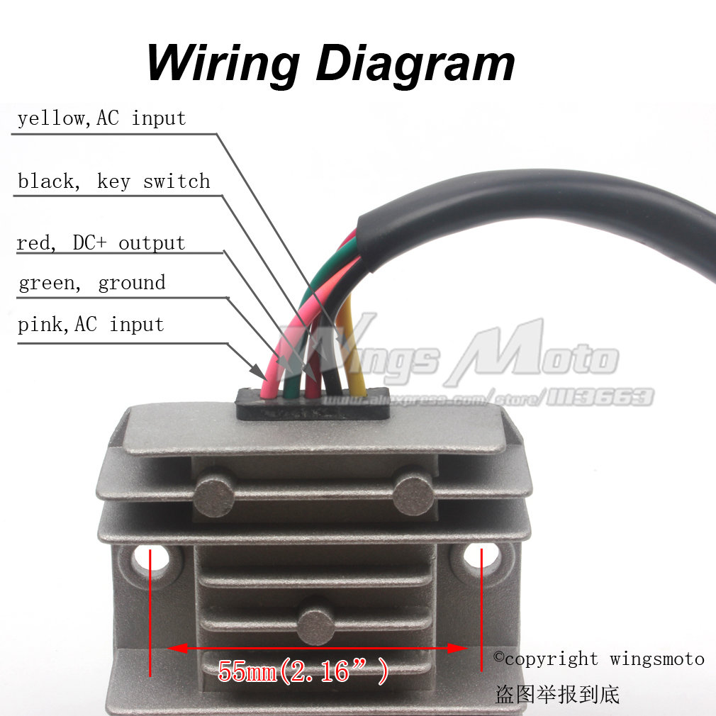 hight resolution of honda crf regulator rectifier wiring wiring diagrams global honda crf regulator rectifier wiring