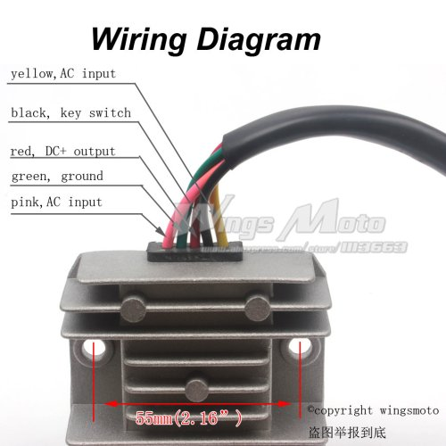 small resolution of honda crf regulator rectifier wiring wiring diagrams global honda crf regulator rectifier wiring