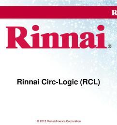 rinnai circ logic rcl  [ 1024 x 768 Pixel ]