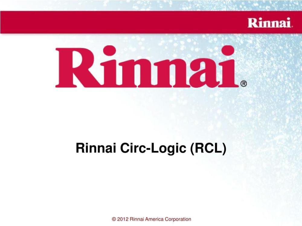 medium resolution of rinnai circ logic rcl