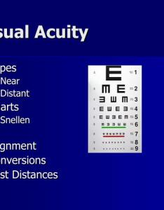 Visual acuity types near distant charts also ppt testing powerpoint presentation id rh slideserve