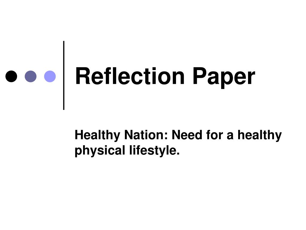 Presentation reflection paper. Reflection on Oral
