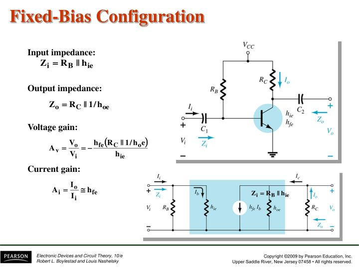 Chapter 5: BJT AC Analysis PowerPoint Presentation