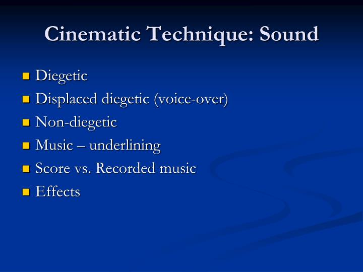 PPT - Introduction to Film Studies 1: Hollywood Cinema PowerPoint Presentation - ID:5594436