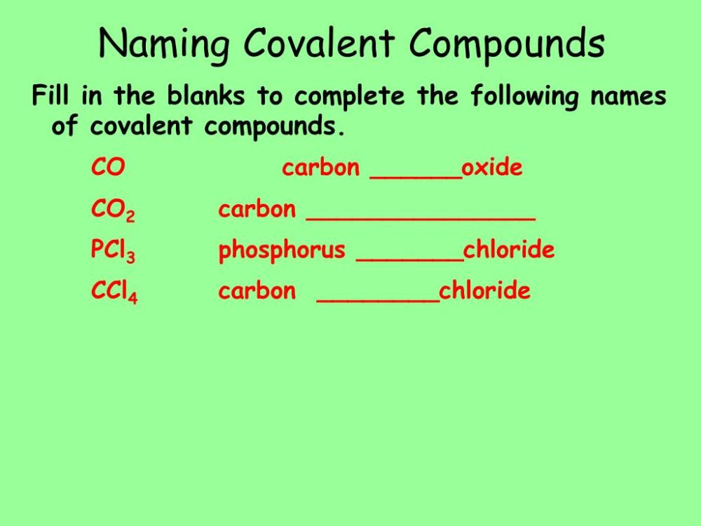 medium resolution of naming covalent compounds