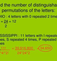 PPT - The Fundamental Counting Principle \u0026 Permutations PowerPoint  Presentation - ID:5749402 [ 768 x 1024 Pixel ]