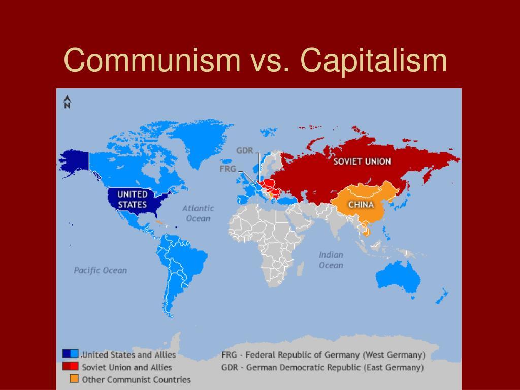 Communism Versus Capitalism Capitalism And Socialism