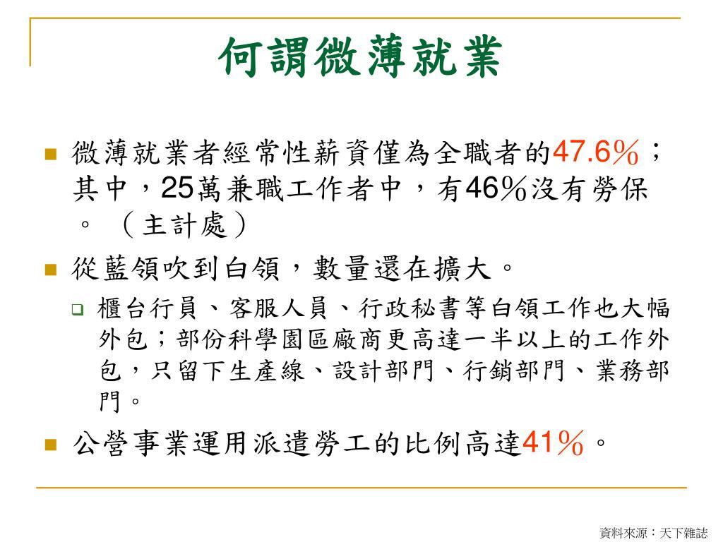 PPT - 臺灣產業的趨勢與 升學就業的關係 PowerPoint Presentation - ID:5809177