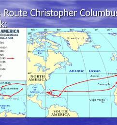 Columbus Map Worksheet   Printable Worksheets and Activities for Teachers [ 768 x 1024 Pixel ]