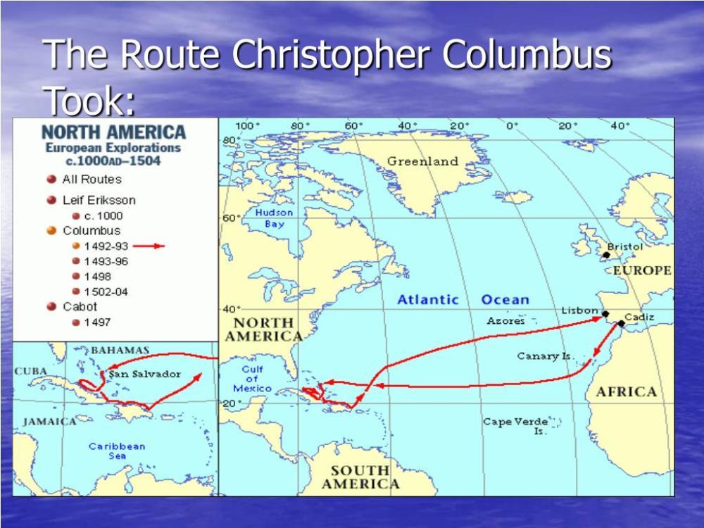 medium resolution of Columbus Map Worksheet   Printable Worksheets and Activities for Teachers