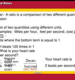 Ratio Rate And Unit Rates Worksheets   Printable Worksheets and Activities  for Teachers [ 768 x 1024 Pixel ]