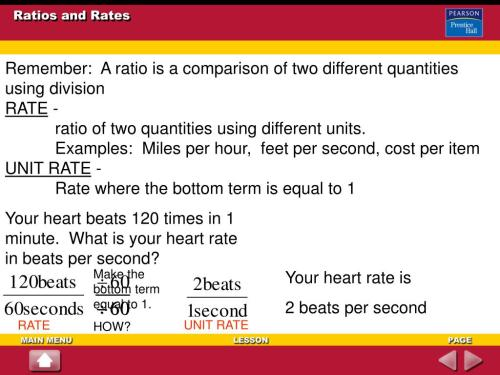 small resolution of Ratio Rate And Unit Rates Worksheets   Printable Worksheets and Activities  for Teachers