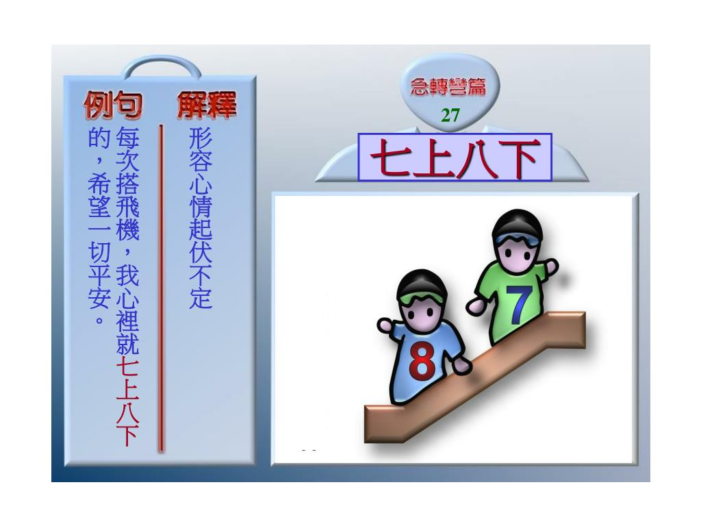 PPT - 看圖猜成語 PowerPoint Presentation, free download - ID:5909952