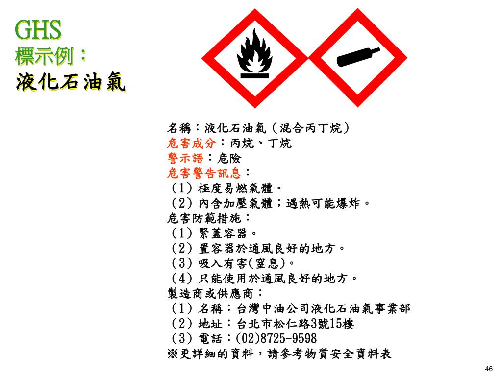 PPT - 特定化學物質作業 勞工安全衛生相關法規 PowerPoint Presentation - ID:6003111