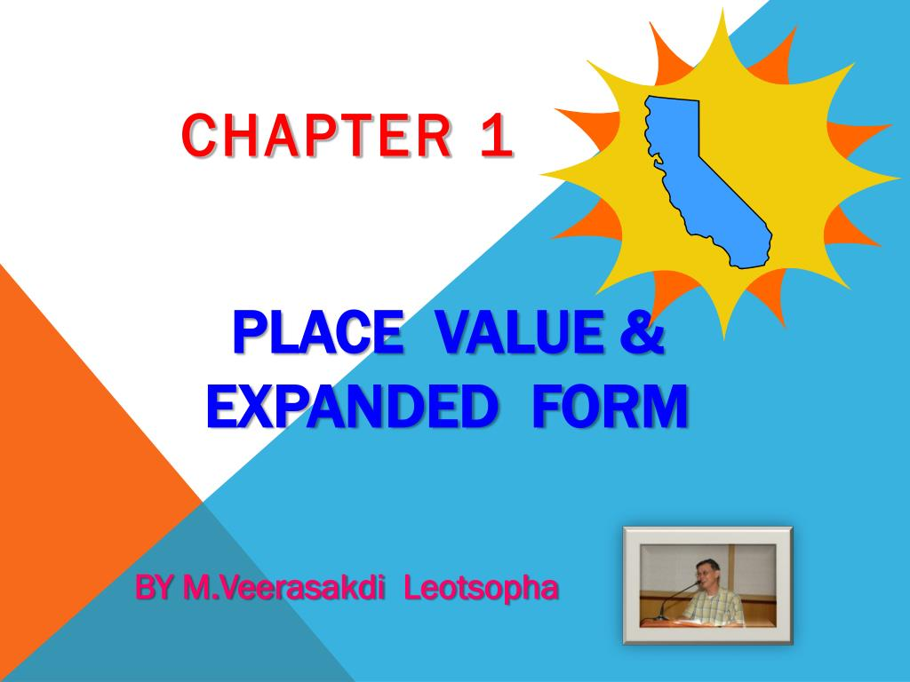 hight resolution of PPT - Place value \u0026 Expanded form PowerPoint Presentation