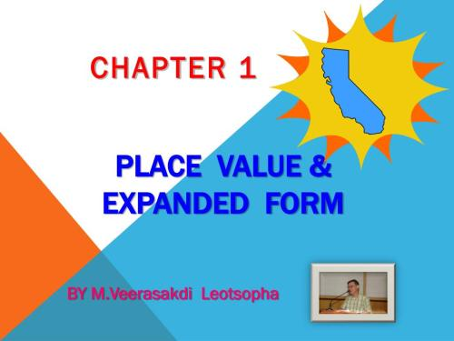 small resolution of PPT - Place value \u0026 Expanded form PowerPoint Presentation