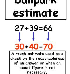 Estimate Subtraction Worksheet   Printable Worksheets and Activities for  Teachers [ 1365 x 1024 Pixel ]