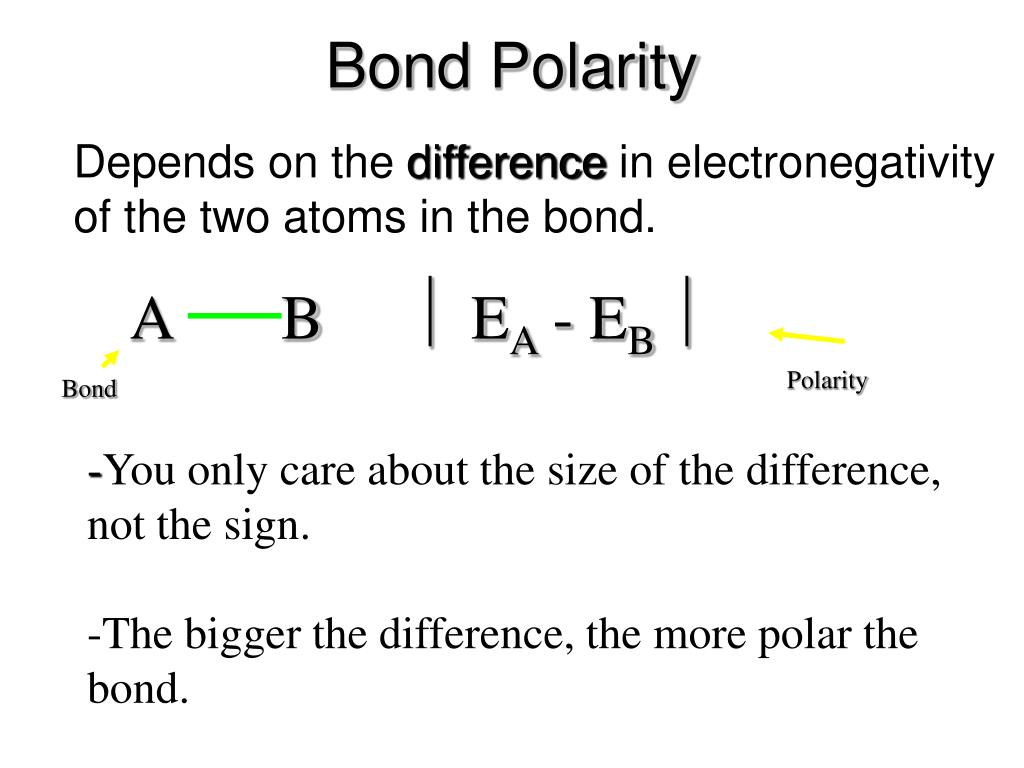 Polarity And Electronegativity Practice Worksheet Answers