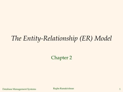 small resolution of the entity relationship er model n