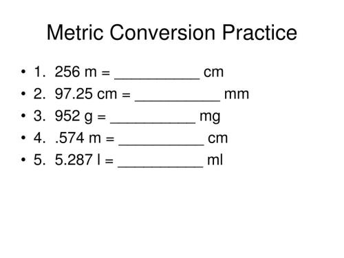 small resolution of Convert Mm To Cm Worksheets Grade 4   Printable Worksheets and Activities  for Teachers