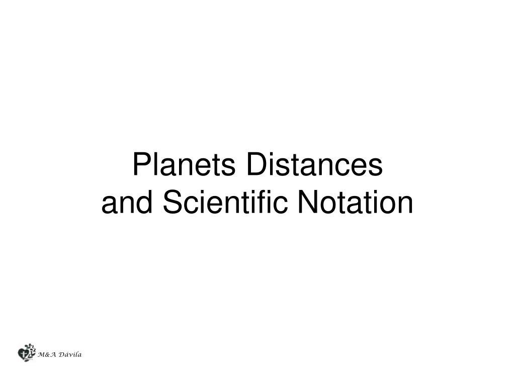 Distance Between Earth And Sun In Meters Scientific