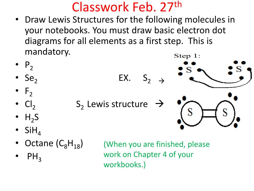 hight resolution of ppt lewis structure practice slides powerpoint presentation id lewis diagrams s2