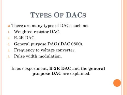 small resolution of general purpose dac dac 0800 frequency to voltage converter pulse width modulation