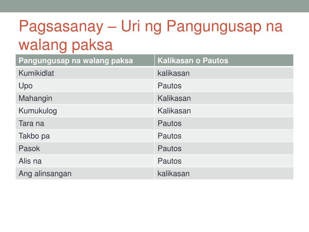 hight resolution of Uri Ng Pangungusap Worksheet 4   Printable Worksheets and Activities for  Teachers