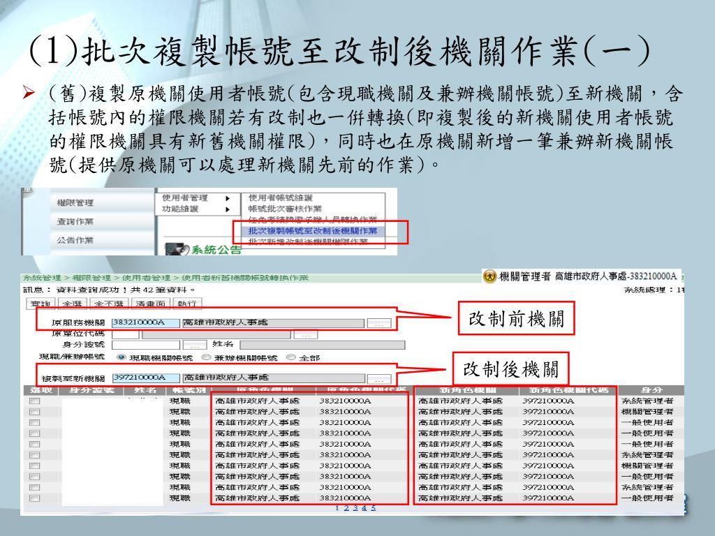 PPT - 網際網路版人力資源管理系統 (WebHR 系統 ) PowerPoint Presentation - ID:6420579
