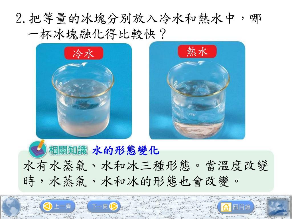 PPT - 百變的水 PowerPoint Presentation. free download - ID:6462886
