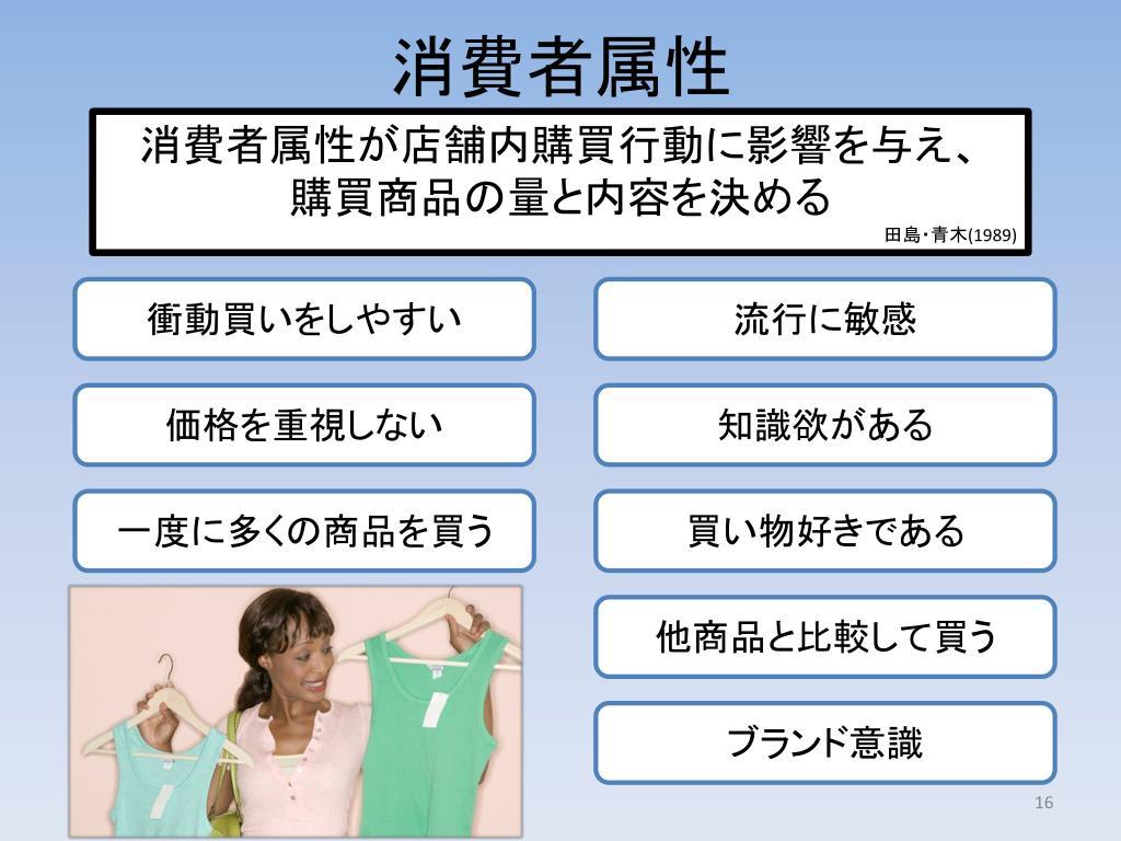 PPT - 低関與購買における 情報探索の促進 PowerPoint Presentation - ID ...