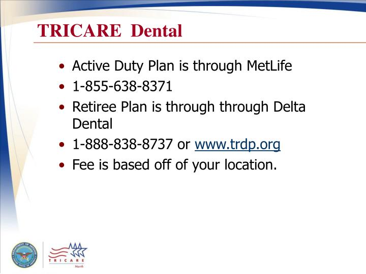PPT  TRICARE Your Military Health Plan PowerPoint