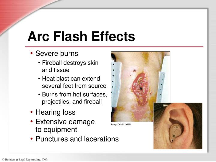 PPT - Arc Flash Safety PowerPoint Presentation - ID:6535535
