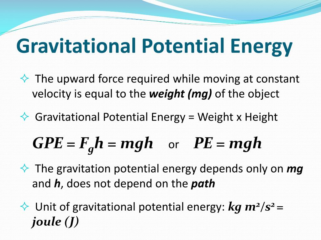 PPT - Lesson 15 Work and Energy PowerPoint Presentation - ID:6537758