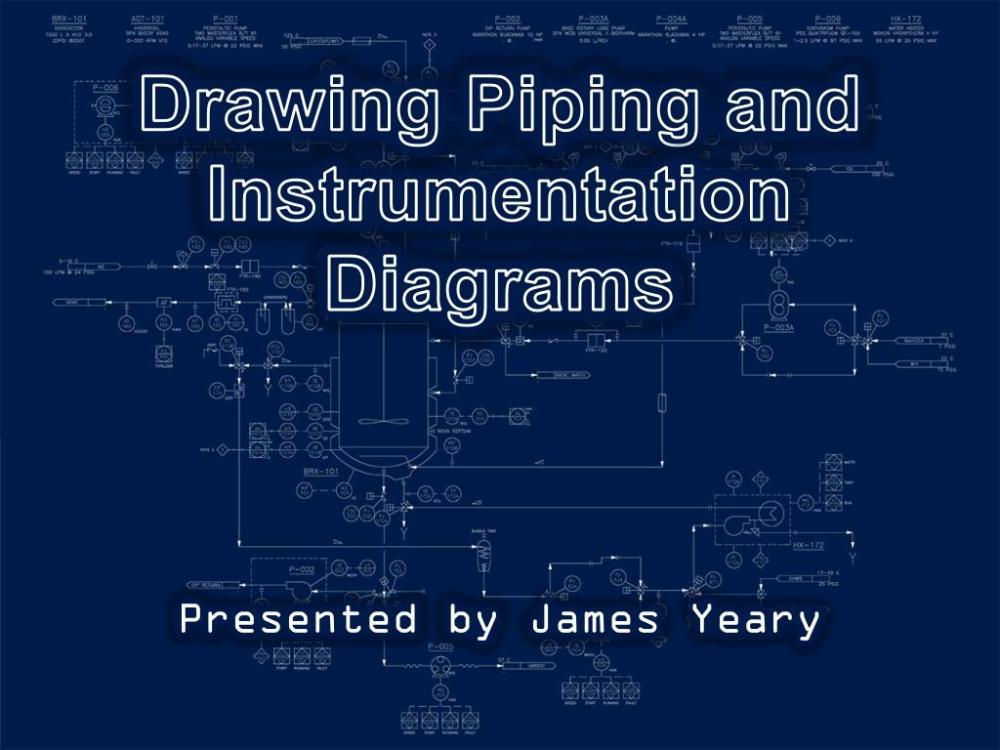 medium resolution of drawing piping andinstrumentationdiagrams