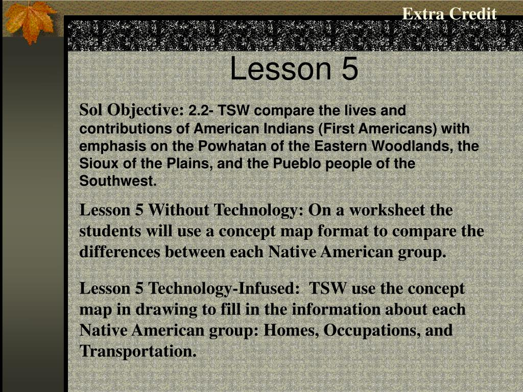 hight resolution of PPT - Native Americans Grade 2 PowerPoint Presentation