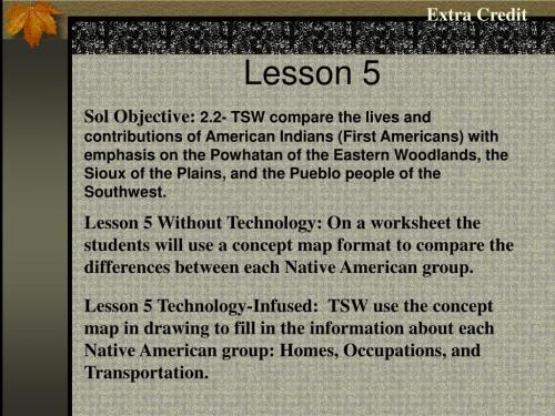 small resolution of PPT - Native Americans Grade 2 PowerPoint Presentation