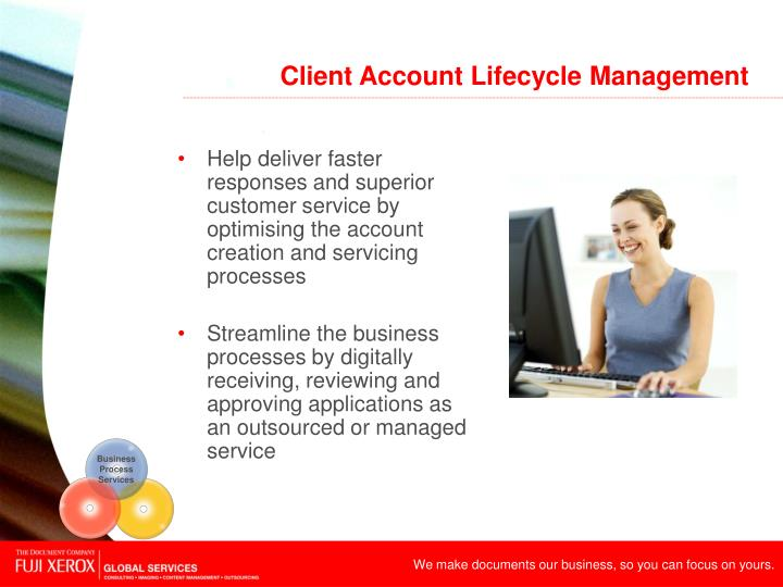 PPT  The Complete Picture of Fuji Xerox Global Services Presented by Gary Venter PowerPoint