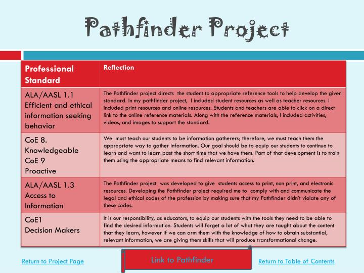 Pathfinder Research Paper Research Paper Help