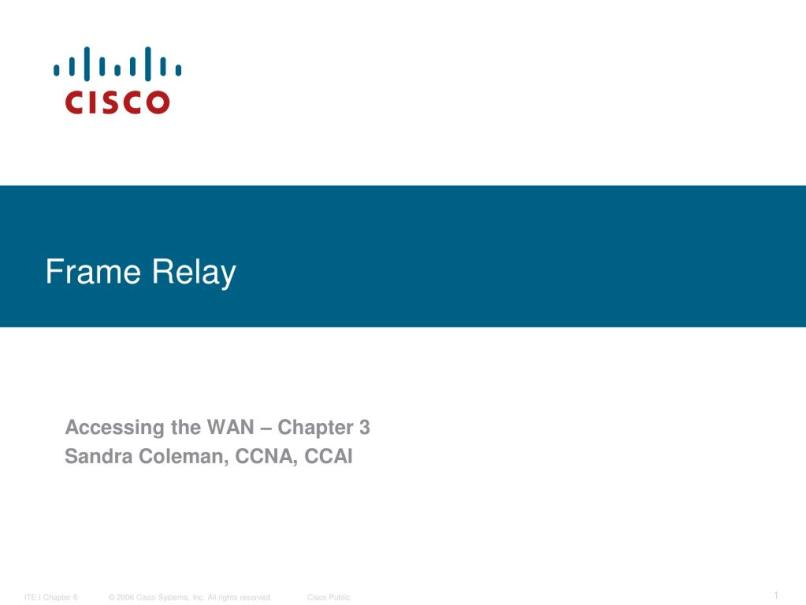Cisco routers: frame relay youtube.
