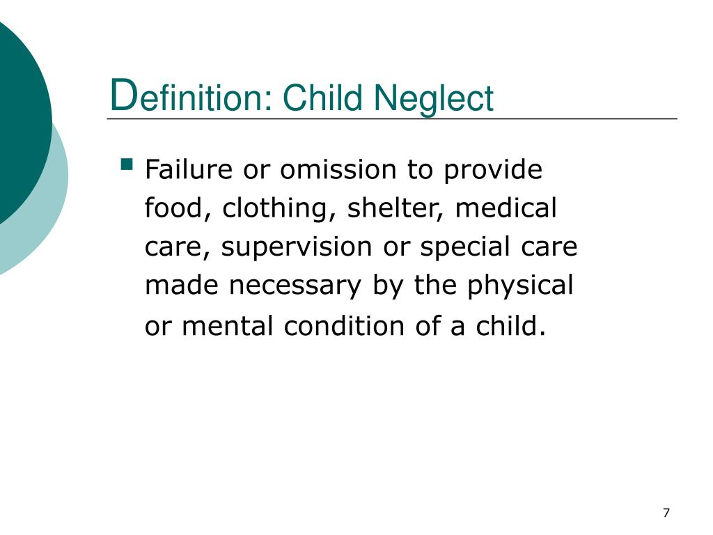 PPT - CHILD ABUSE AND NEGLECT PowerPoint Presentation. free download - ID:6690336