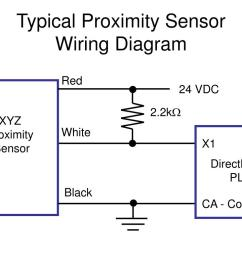 ppt typical proximity sensor wiring diagram powerpoint presentation id 6729640 [ 1024 x 768 Pixel ]