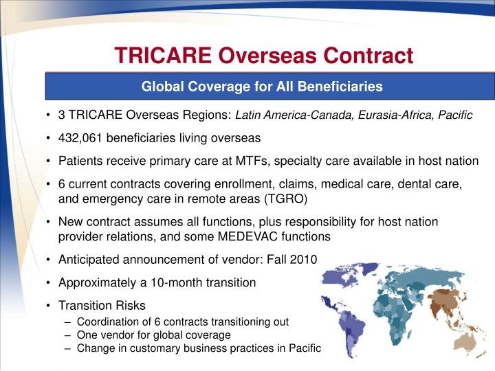 PPT  TRICARE Briefing to Navy Medicine Flag Officers